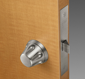 anti ligature door handle