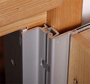 anti ligature door hinge