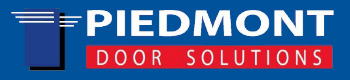 Piedmont Door Solutions Logo