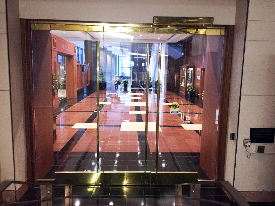 Alabama ADA Compliant Entrance