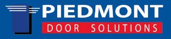 Piedmont Door Solutions Logo