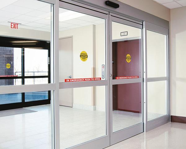 Touchless Door Solutions